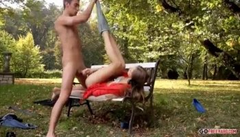 Public creampie photo booth Catching a magnificent fly